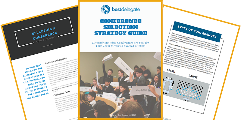 Download the conference selection guide today!
